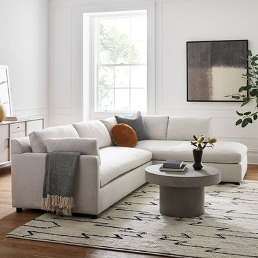 Marin Terminal Chaise Sectional