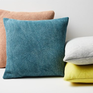 Garment Washed Indoor/Outdoor Pillow