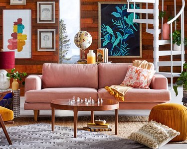 best boho couches and sofas