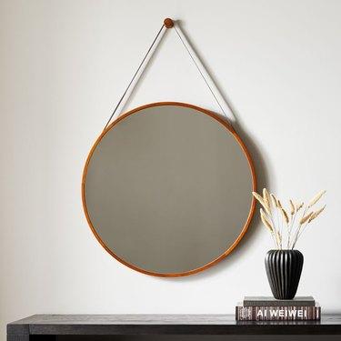 Modern Hanging Mirror