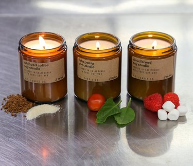 pf candle co tiktok food candles