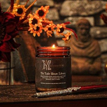 Mythologie Candles Tudor House