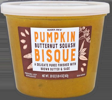pumpkin butternut squash bisque