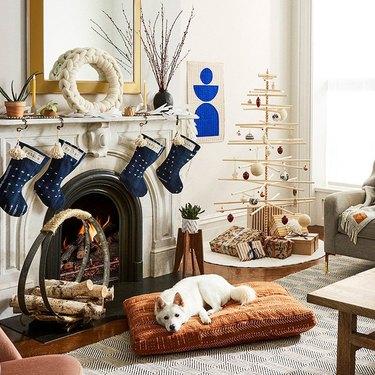 best scandinavian holiday decor ideas