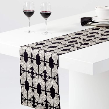 Patch NYC owl table runner