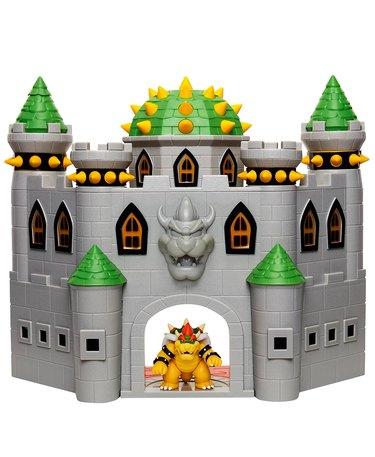Super Mario Bowser Castle Play Set