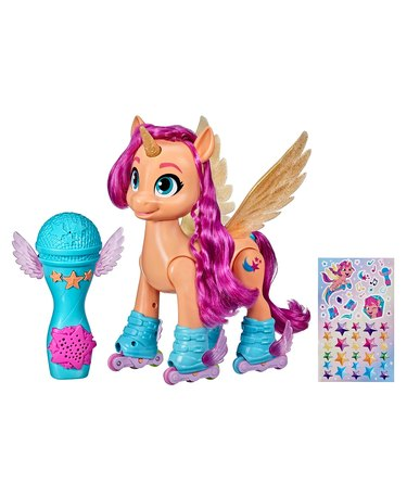 My Little Pony Sing & Skate Sunny Starscout