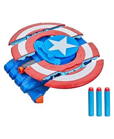 Marvel Avengers Mech Strike Captain America Shield