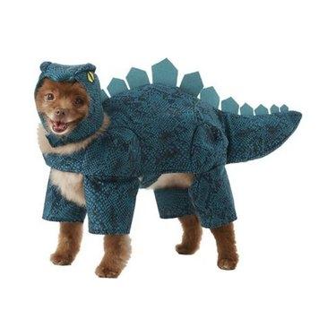 Frisco Stegosaurus Dinosaur Dog and Cat Costume