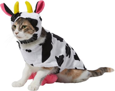 Frisco Happy Cow Dog and Cat Costume