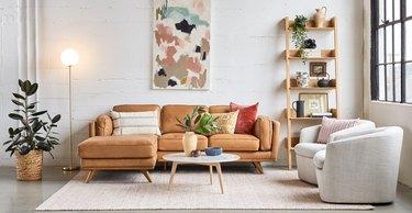 Timber Sofa, $2,999.00