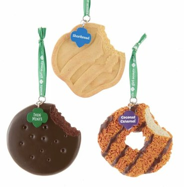 Lockwood Girl Scout Cookie Ornament