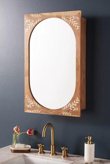 Marta Bath Cabinet, $398.00
