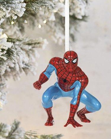 Hallmark Marvel Spider-Man Metal Ornament