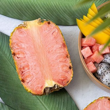 Pinkglow pineapples