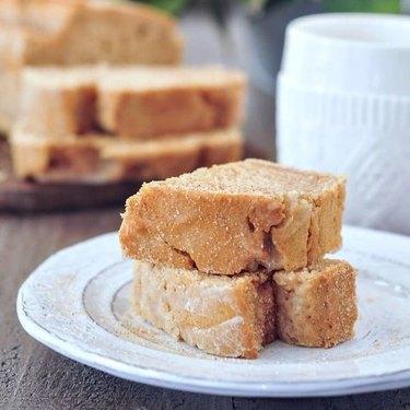 Spabettie Gluten-Free Sugared Vanilla Snickerdoodle Bread