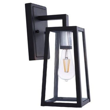 outdoor porch wall light lantern