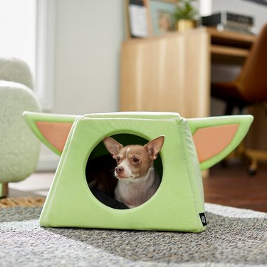 Star Wars The Mandalorian's The Child Cat and Dog Bed