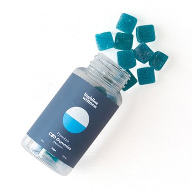 highline wellness cbd night gummies