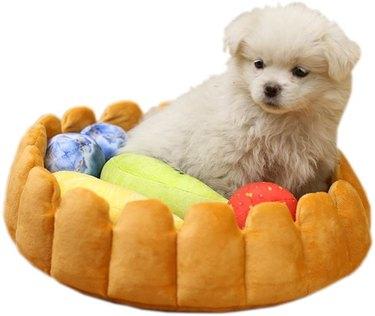 S-Lifeeling Tart Pet Bed