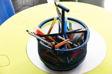 Kid school supplies