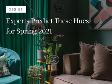 These Hues Will Be Popular This Spring 2021, According to the Experts