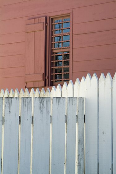 How to Whitewash Faux Wood