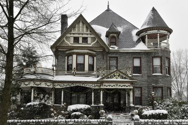 Bed and Breakfast In Winter