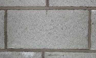 Textured Breeze Block Macro