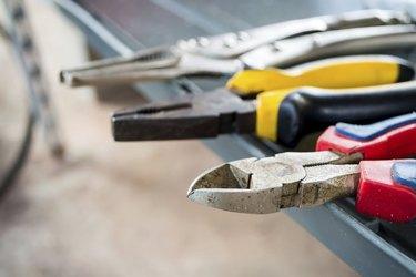 steel pliers