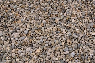 Close-up of pebbles