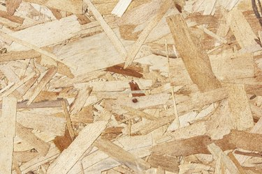 wooden panel texture background
