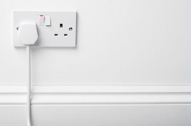 Electrical outlet and plug