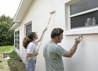 Family Painting Project