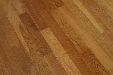 Golden Oak Hardwood Flooring