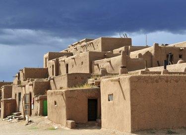 Pueblo de Taos, New Mexico, USA
