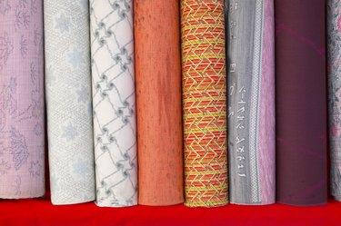 Assortment of textile