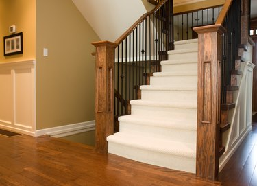 Staircase in New Home