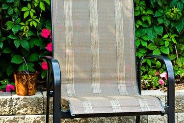 backyard patio chair
