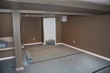 Carpet Pad Instalation