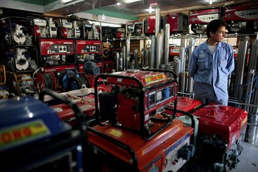 Erractic Electricity Supplies Hinder Life In Kabul