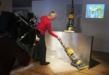 James Dyson Launches The Ball