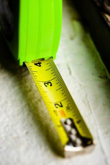 Tape measure,