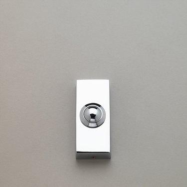 Close-up of a doorbell