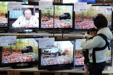 California State Energy Commission Votes On Banning Big Screen TV's
