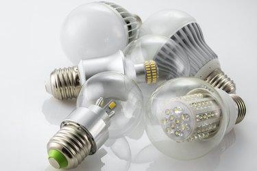 LED lamps E27 new led-chips technology