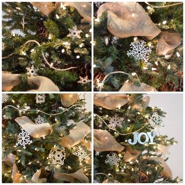 Order of ornaments