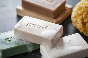Good Soap at Whole Foods