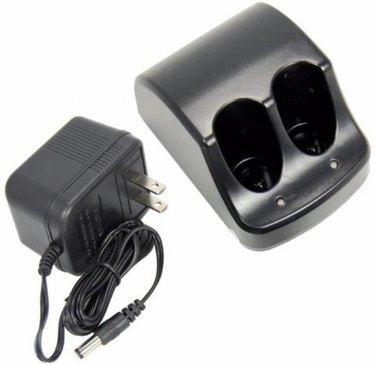Charger unit for 3.6 volt rechargeable batteries.