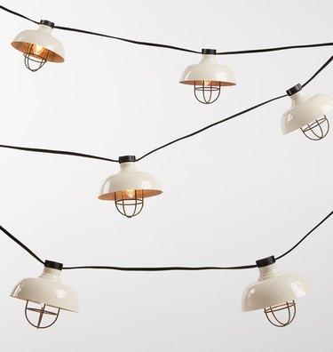 cargo string lights